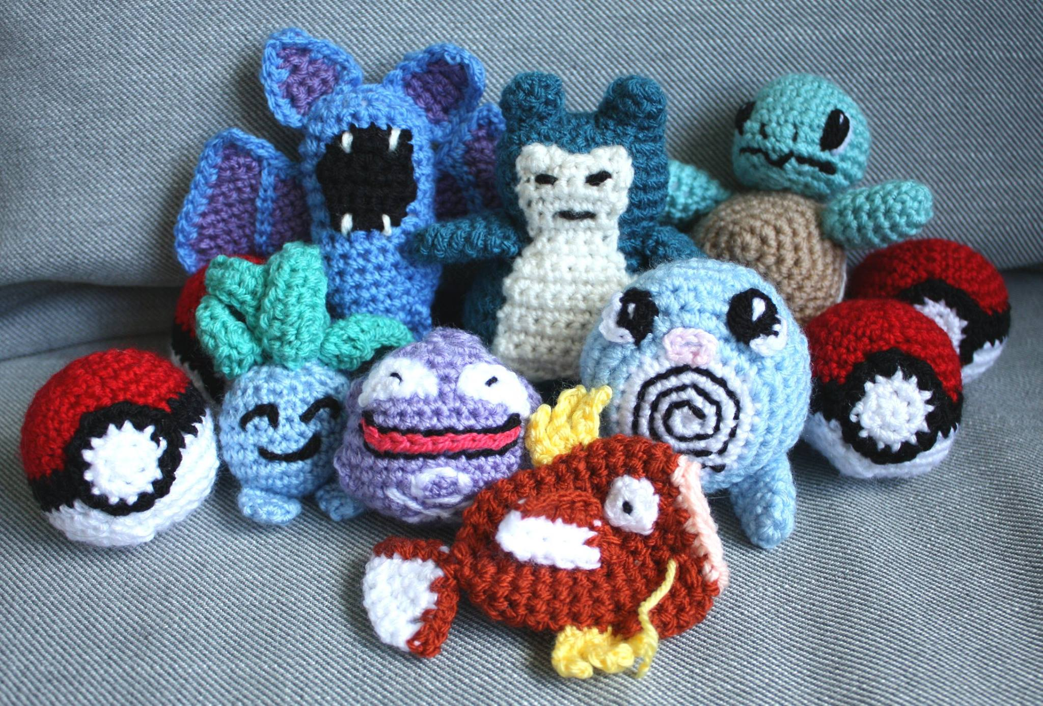 CROCHET POKEMON You Will Want To Have A GO At | The Homestead Survival | 1387x2048