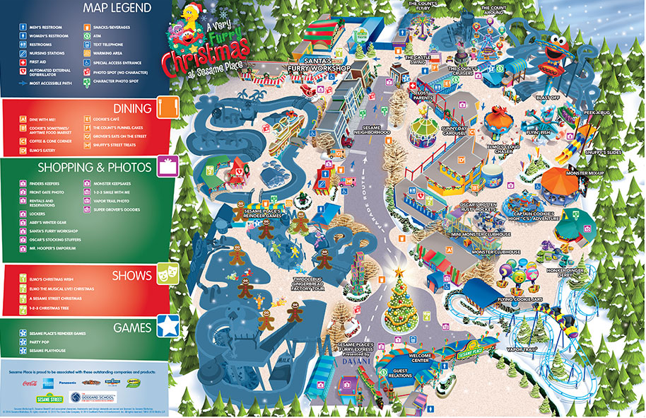 Sesame Place, Has Anyone Been There? - ListingDock on michigan's adventure map, busch gardens map, legoland map, canobie lake park map, idlewild and soak zone map, six flags map, hersheypark map, kings island map, disneyland map, knoebels map, knott's berry farm map, carowinds map, king of prussia mall map, adventure island map, aquatica map, discovery cove map, kings dominion map, dorney park map, cedar point map, peddler's village map,