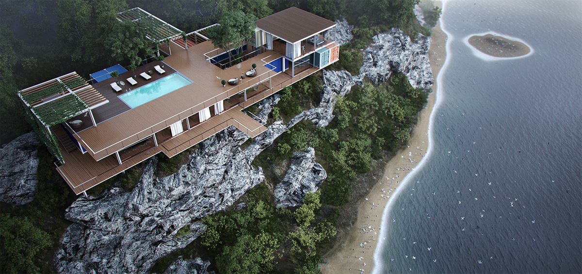 Cliffside homes would you live in one? - ListingDock on dallas home designs, harris home designs, asheville home designs, garner home designs, minecraft cliffside house designs, chapel hill home designs, alexander home designs, texas home designs, hudson home designs, small hillside home designs, mountain home plans and designs, north carolina home designs, little house home designs, minecraft mansion designs, mountainside home plans and designs, best sims 3 house designs, sims 2 house designs,