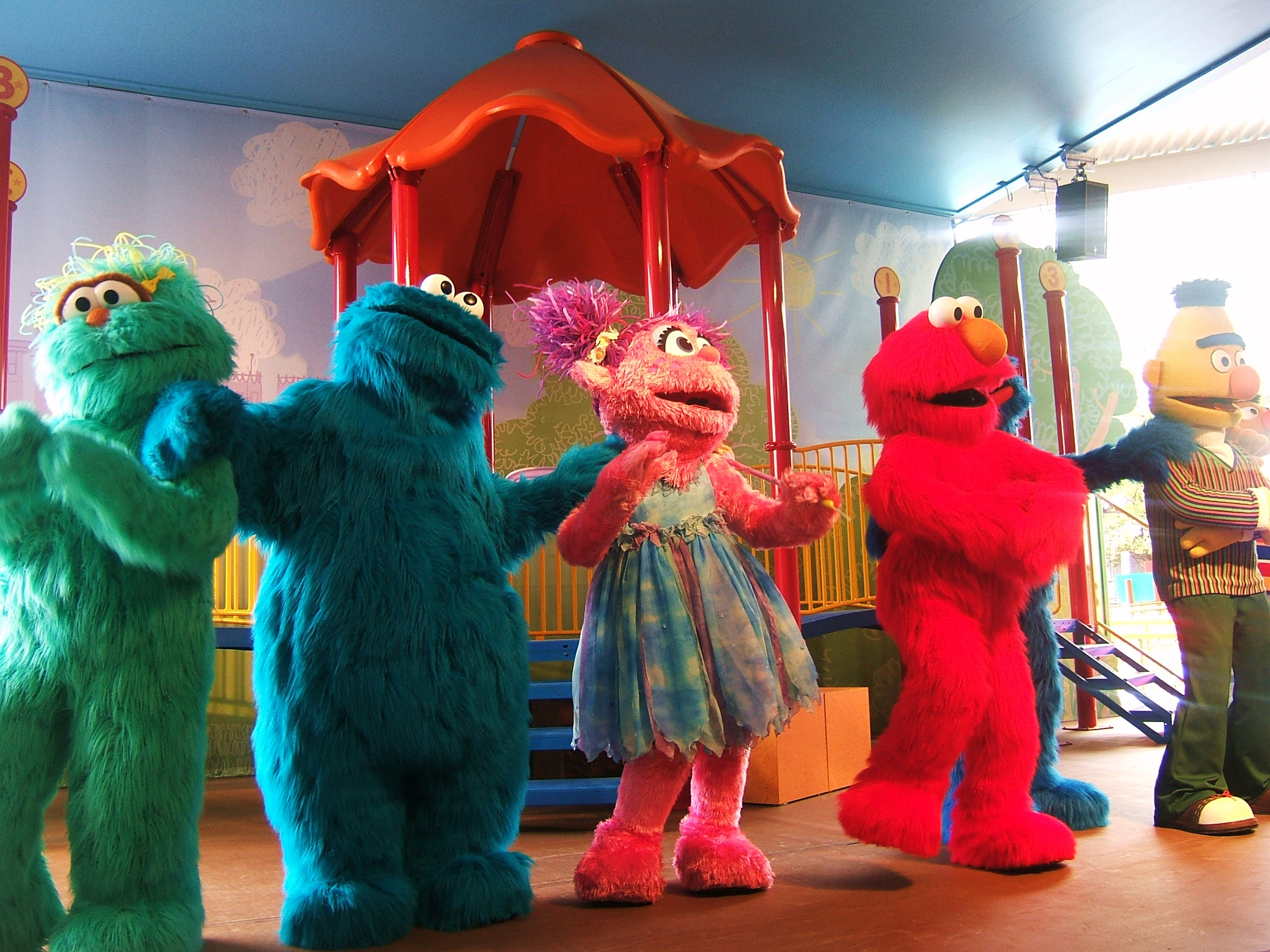 Sesame Place, Has Anyone Been There?