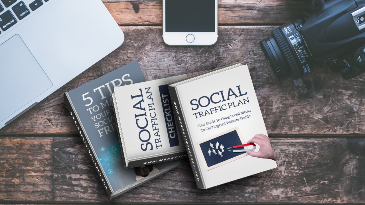 Social Traffic Plan Ebook Guide