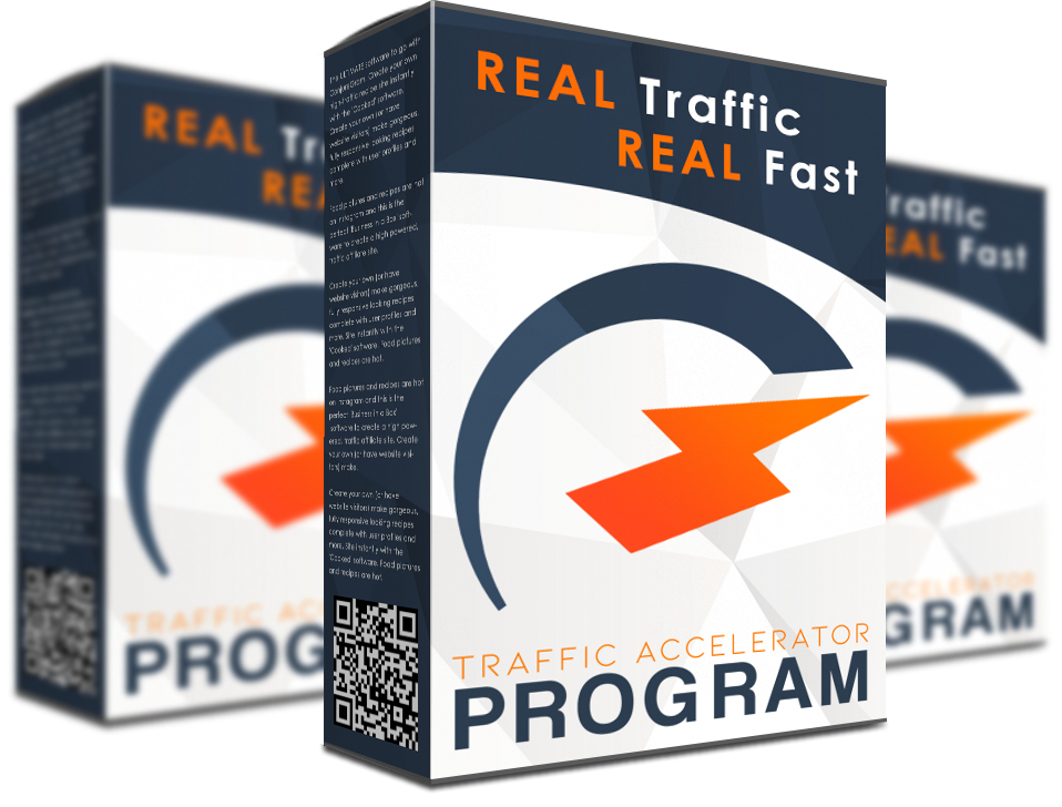 Launch Offer Promo For 100 Buyer!!! Traffic Accelerator Program - Real Traffic Real Fast