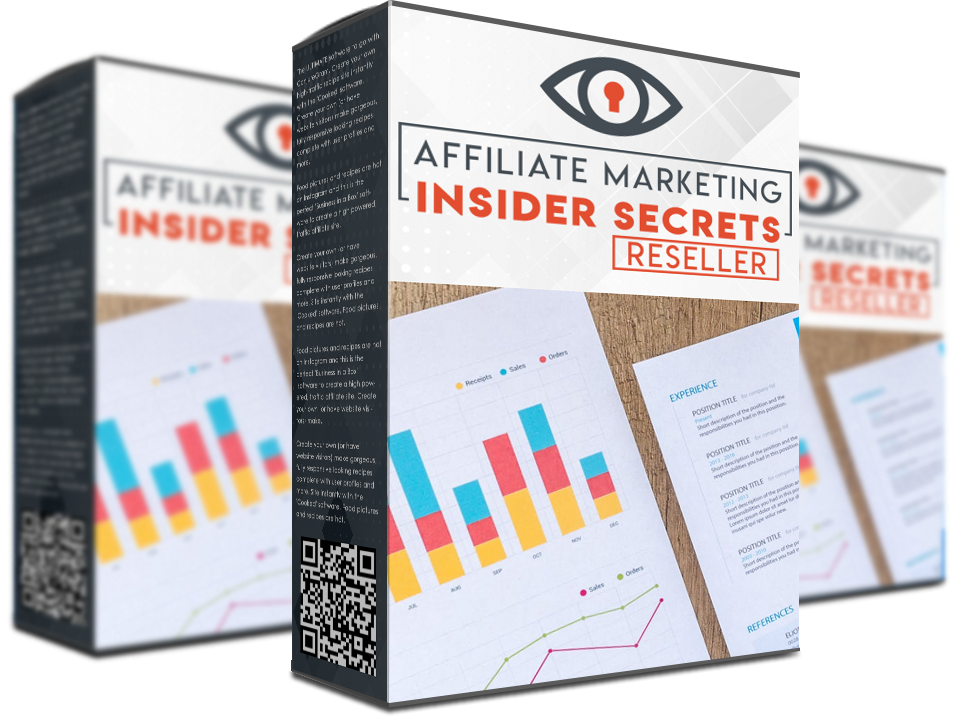 PLR Affiliate Marketing Insider Secret - Learn How to be a Successfull Affiliate Marketer