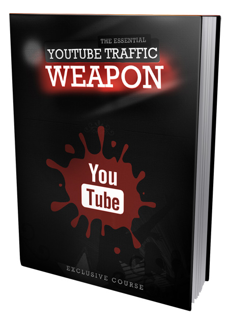 PLR Youtube Traffic Weapon - Discover How To Use YouTube To Create Traffic Sucking Videos