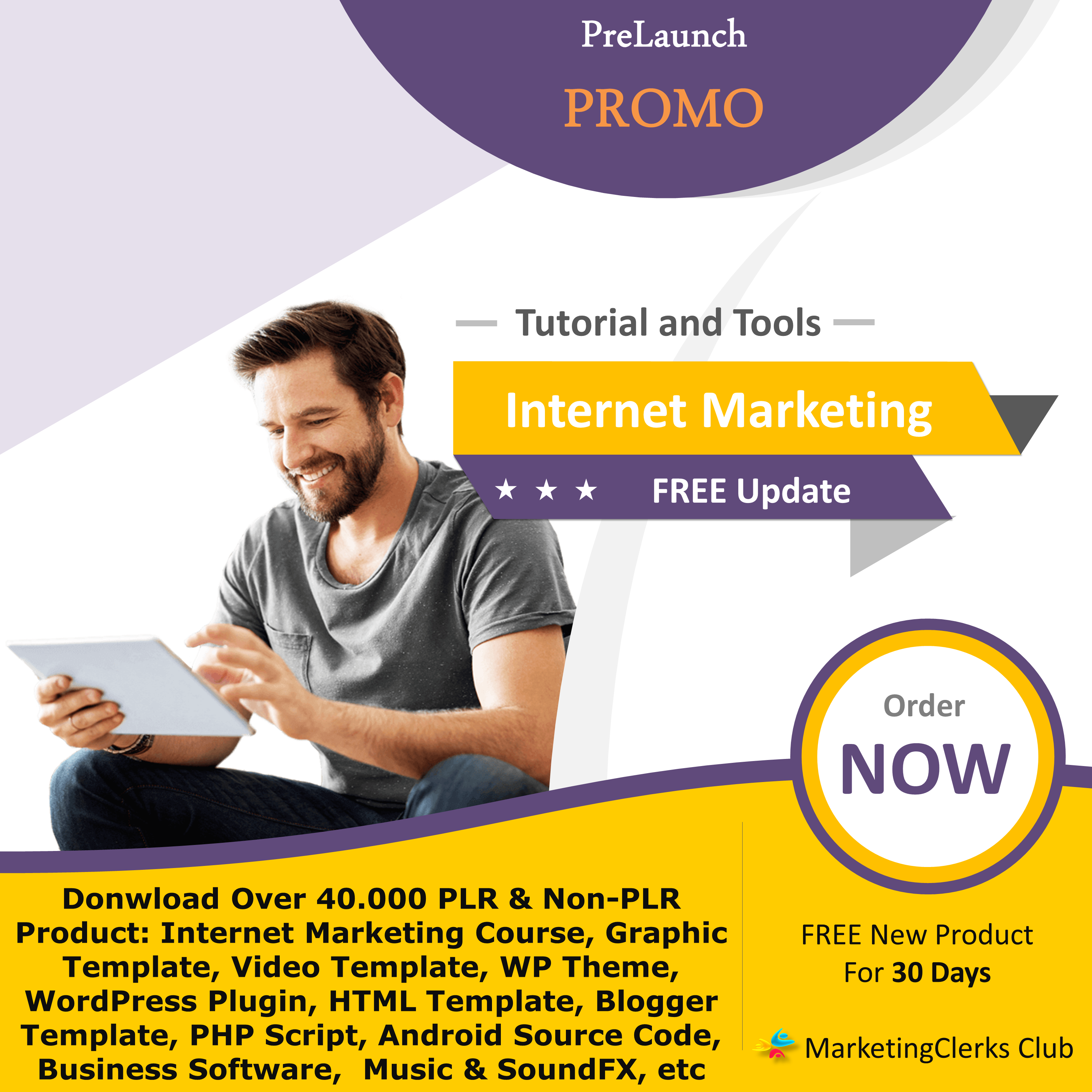 Internet Marketing Membership For eCourse and Tools