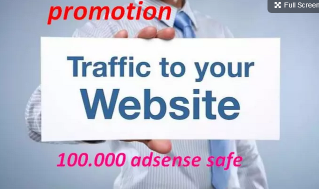 Minimum 100000 real,  organic visitors on your website within 7 days SAFE