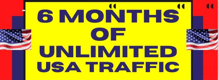6 Month Keyword Targeted Real Website Visitors Traffic from USA,  UK,  Canada