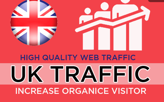 60,000 targeted unique and ORGANIC UK VISITORS TRAFFIC TO YOUR LINK