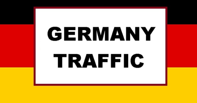 Targeted 30,000 germany Real and unique visitors traffic to your site