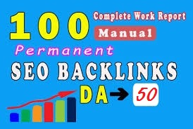 DA 50+ Do Follow High Quality 100 PBN backlinks for ranking on Google