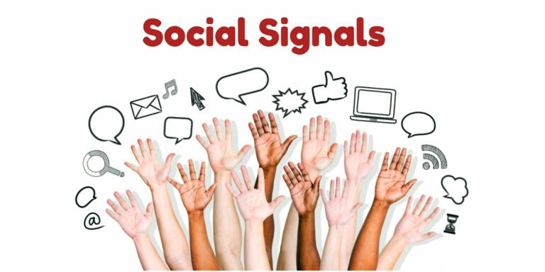 I will Give 9800 Organic Social Signals from top Social Media Sites to Boost your Website on Google