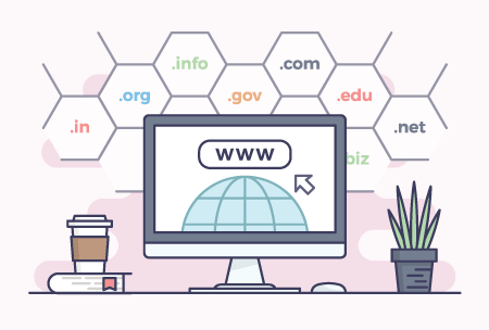 I will found a domain name for your business or personal website