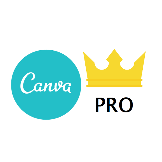 Canva pro account 1 month low price