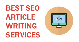 I can write you any number of articles with SEO is high in any field you want.