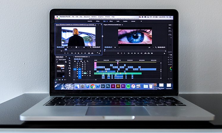 Multimedia video editing service for marketing