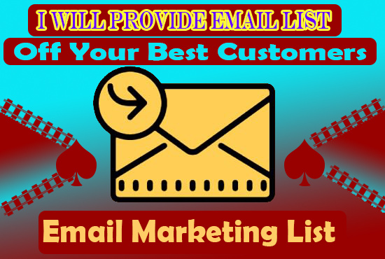 Create an email lead list for any business niche