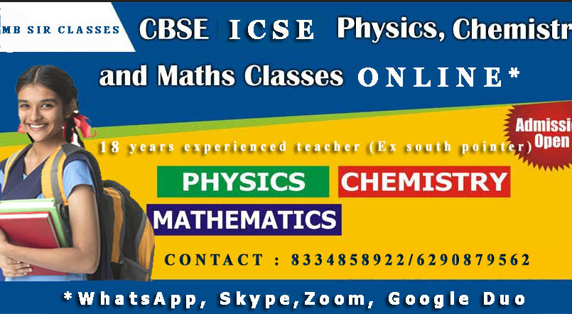 CBSE ICSE MATHS TEACHER EX POINTER SOUTH POINT SCHOOL VII -X KOLKATA
