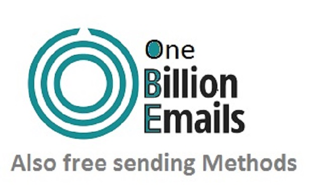 I will gave you 1 Billion worldwide email database