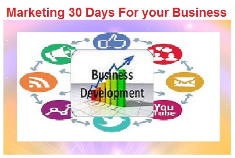 Marketing 30 Days For your Business
