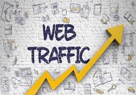 UNLIMITED genuine real Website TRAFFIC for 1 month