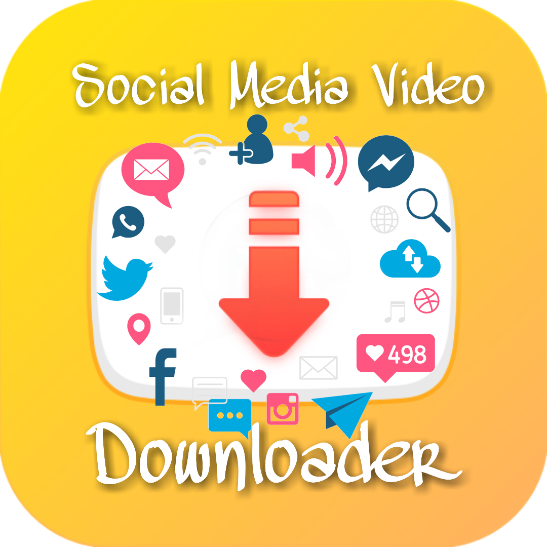 Download video or Audio from any social media platform - All formats and resolutions