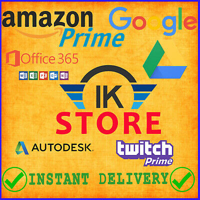 Edu Email USA,  6Months Amazon Prime,  Unlimited Google Drive - Super Bundle