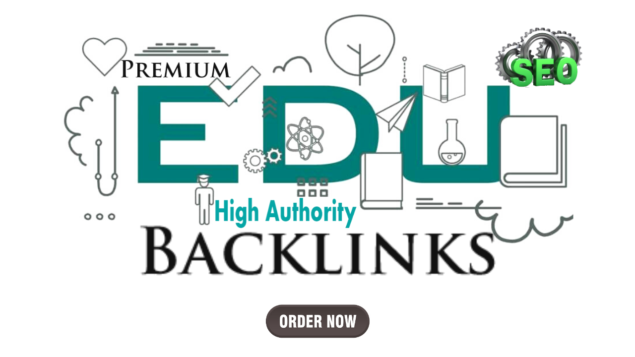 Boost Search Rankings With 200 High Authority EDU Backlinks