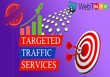 WEB TRAFFIC 10,000+ HQ USA Traffic Visitors Worldwide to Your Website