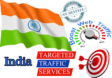 INDIA 7,000+ Real Human WEB TRAFFIC Visitors for your Website/Blogs/Facebook or any other Links