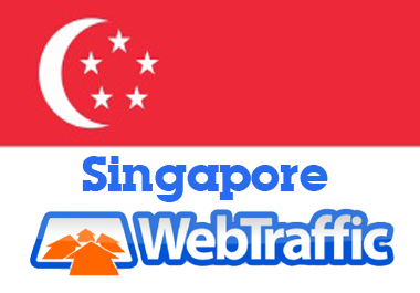 Singapore 7,000+ Real Human WEB TRAFFIC Visitors for your Website/Blogs/Facebook or any other Links