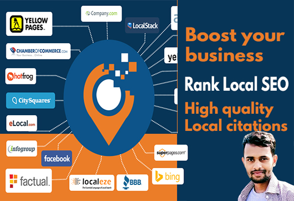 Boost your business with local citations Rank Local Seo