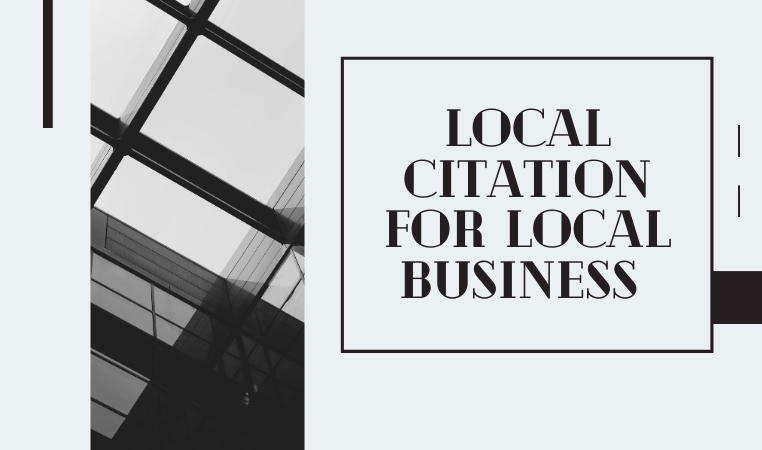 I will do 50 live local citations for local businesses.