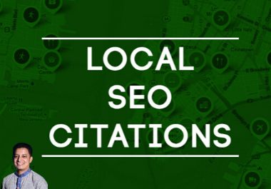 I will Do manually add your business 50 High Quality Local SEO citations