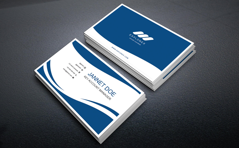 I will do professional high quality business card design