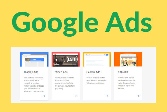 I will setup google ads PPC campaign high traffic