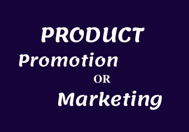 I Will Marketing Your Product In USA Social Media Marketplace