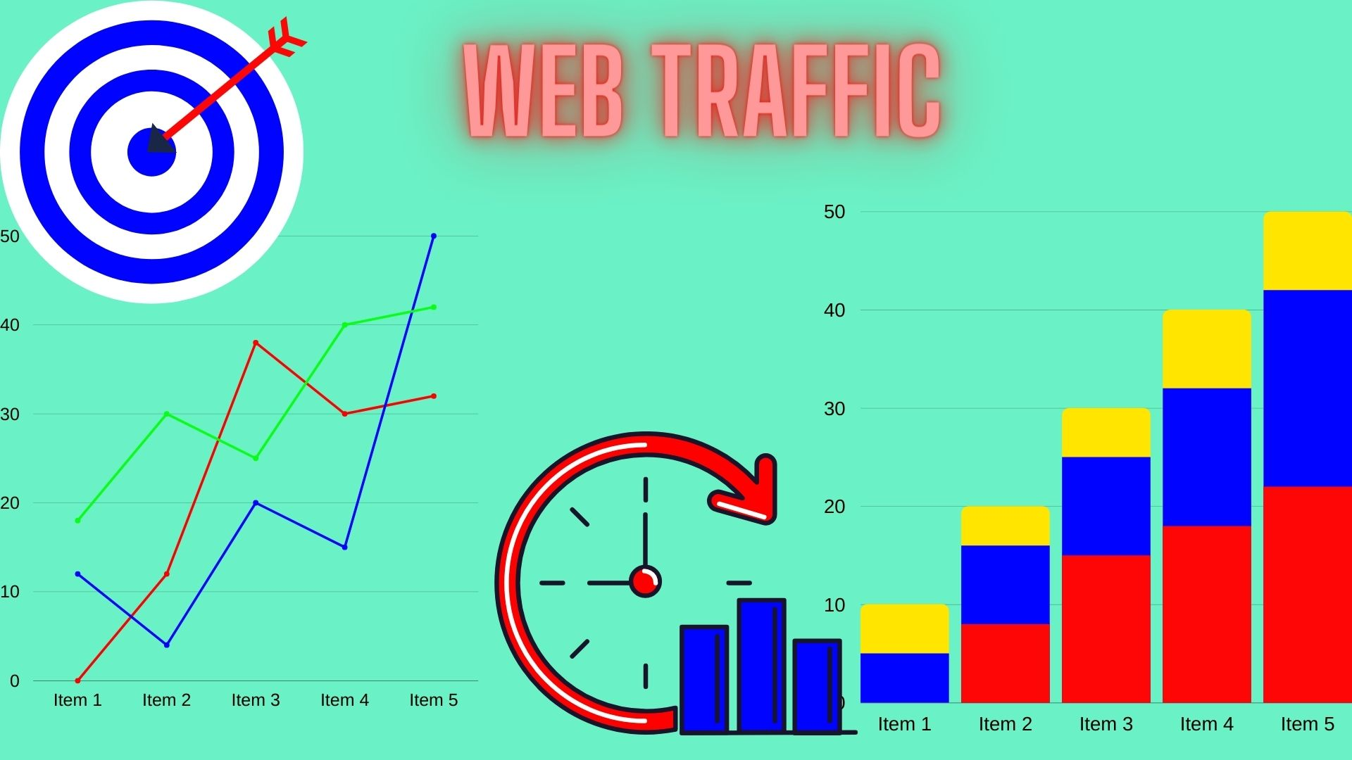 i will drive 10000 real USA world wild web traffic for your web site