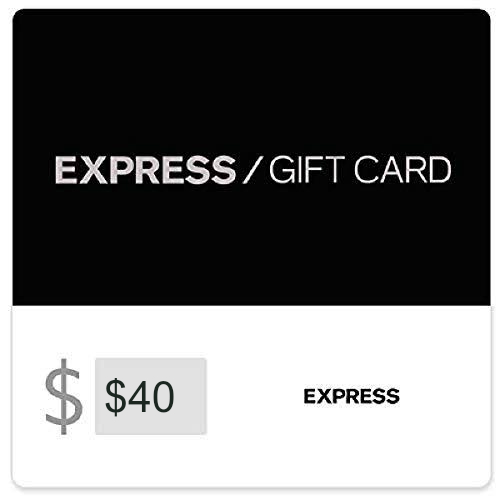 40 USD Express shopping egift card - Express Gift Card