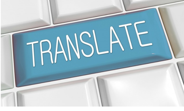 Translation into English from all languages