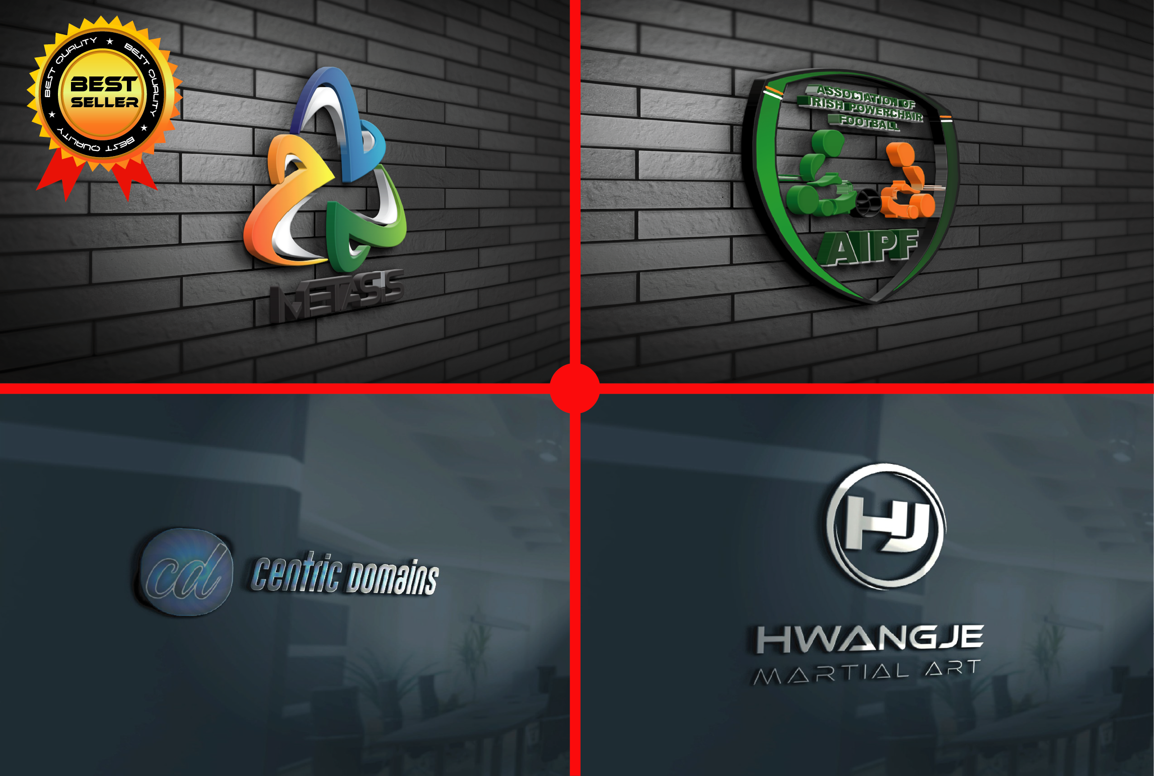 Design your logo for your business or Brand