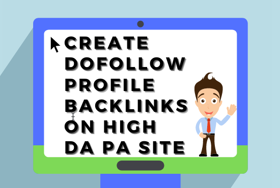 Create 70 Dofollow SEO Optimized Profile Backlinks Manually