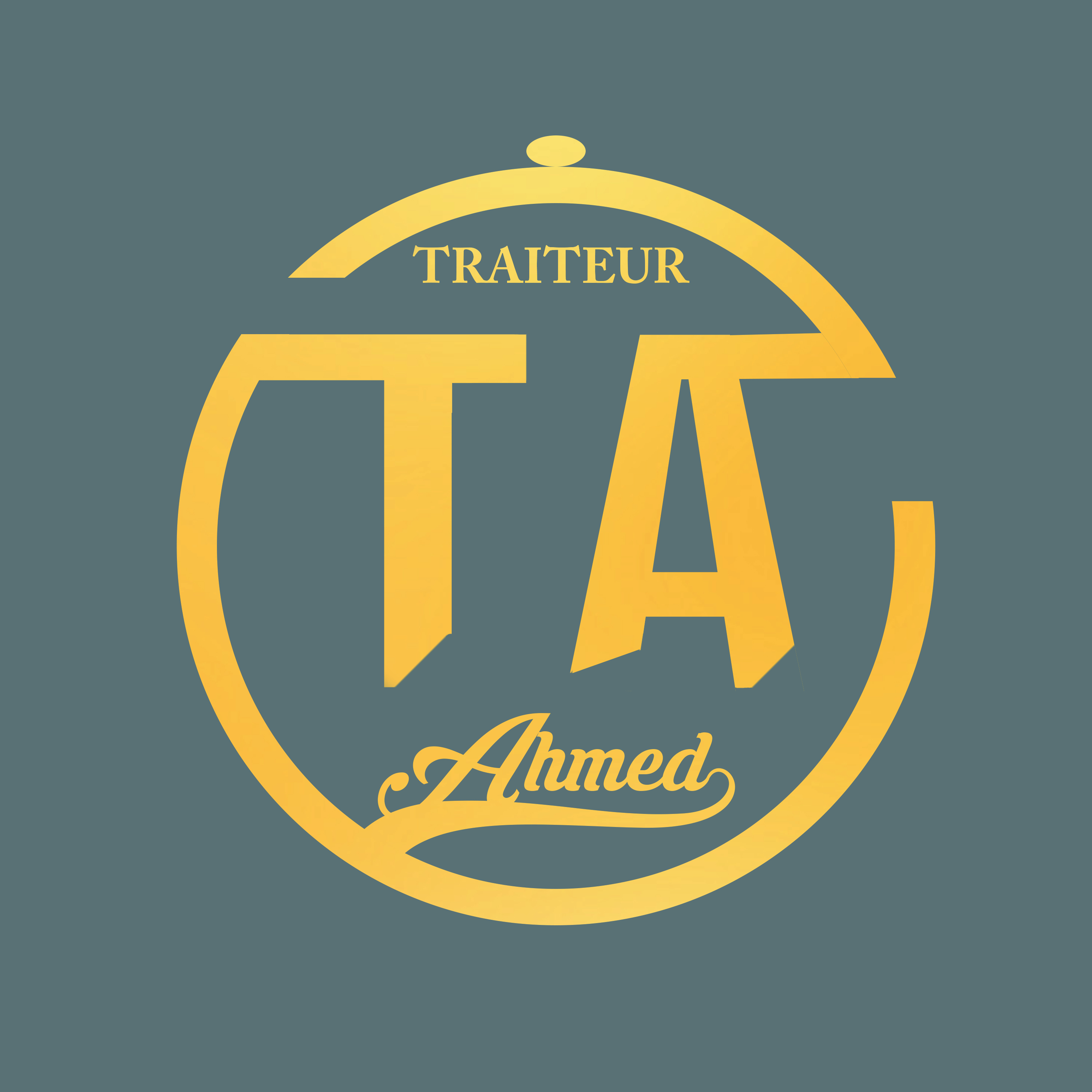 traiteur logo motivate me to continue with that
