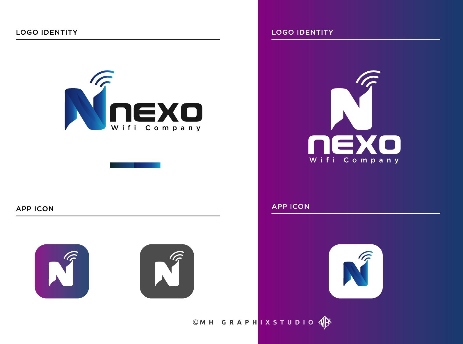 I will do creative,  unique,  modern business logo design