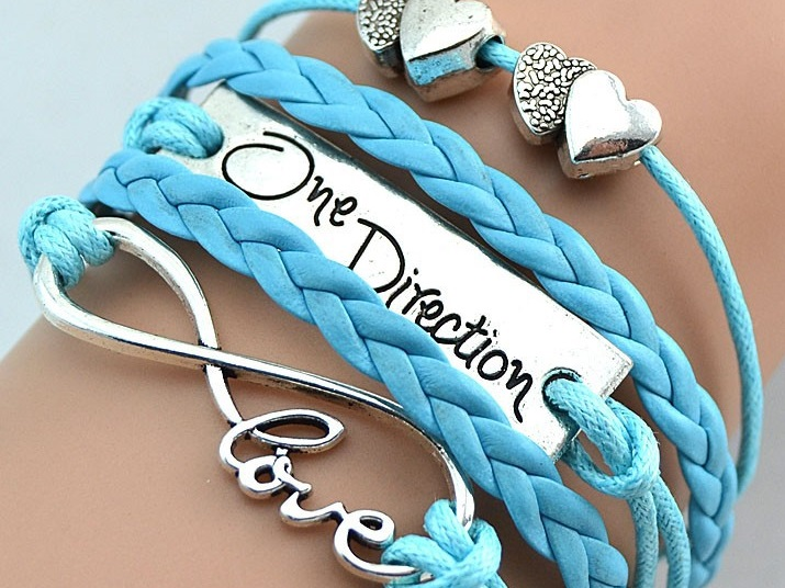 Infinity love one direction Bracelet