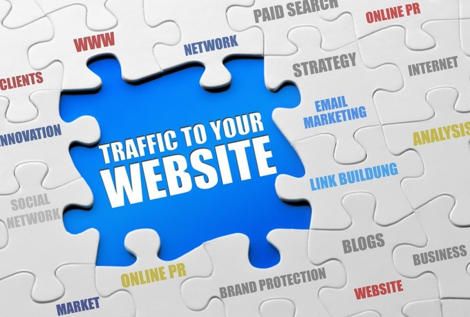 deliver 3500 Real Website Hits Visitors From worldwide within 24 hours