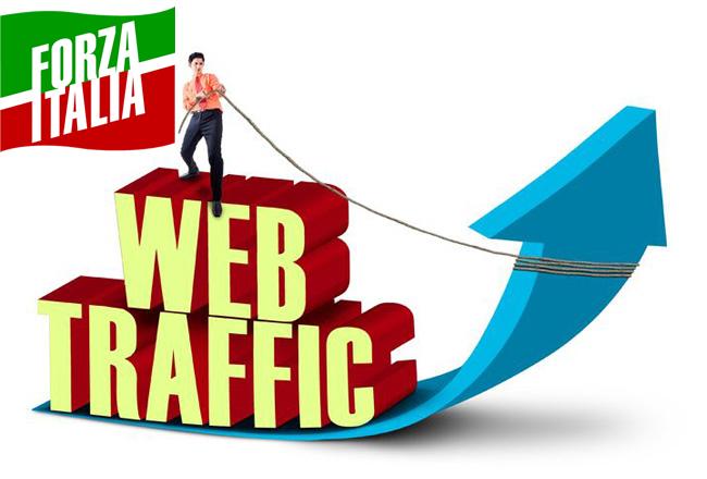 AUMENTARE LE VISITE WEB AL TUO SITO 8000 Visite