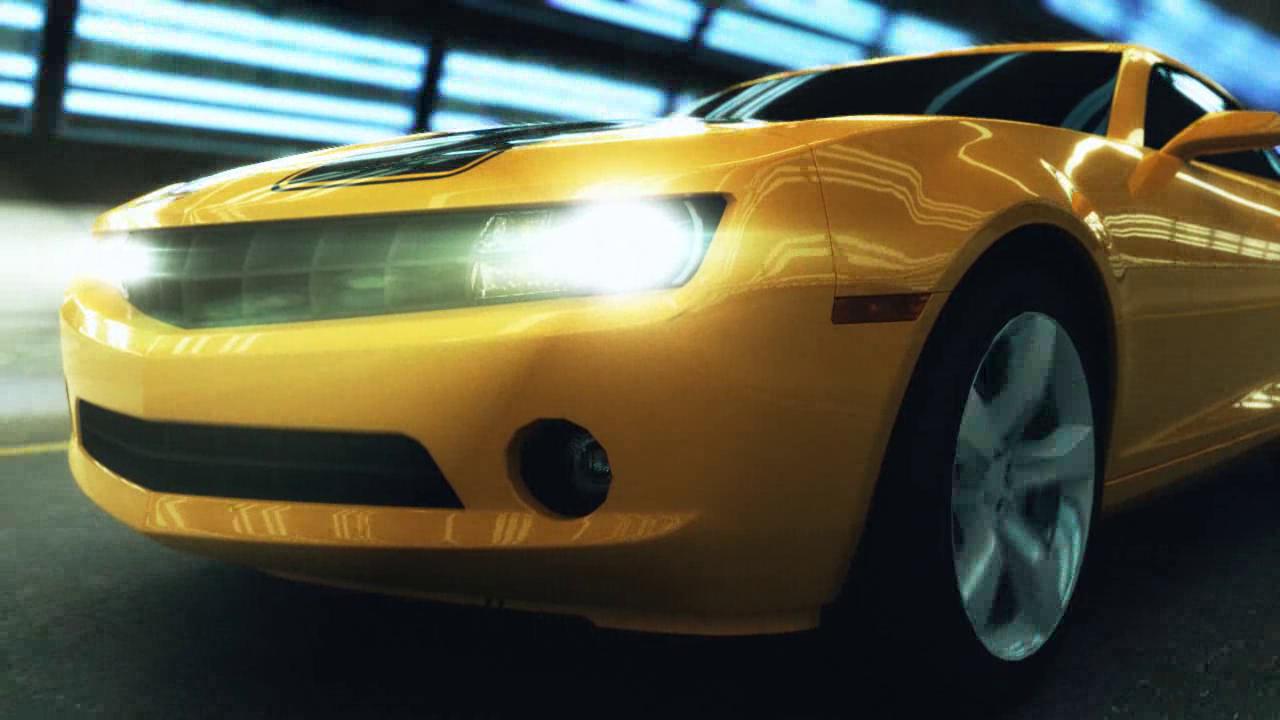 I Will Make CAR TRANSFORMERS Animated Logo Intro