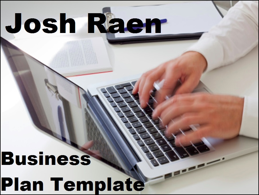 give you a business plan template