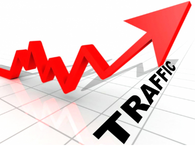 I will unlimited Human traffic 100 days