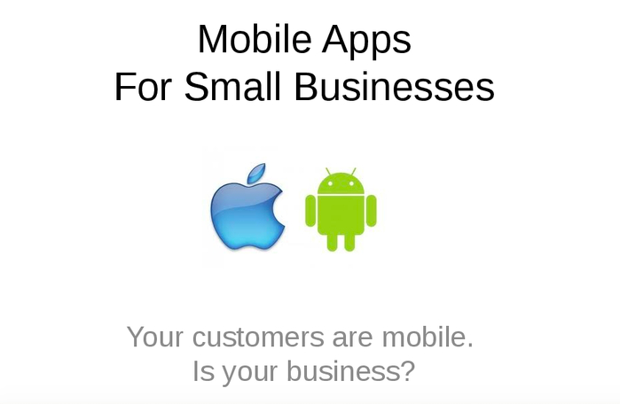 Mobile Apps for Small Businesses Presentation